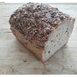le Berni:pain aux céréales Bio