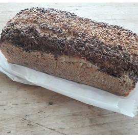 pain sans gluten:le cucinu